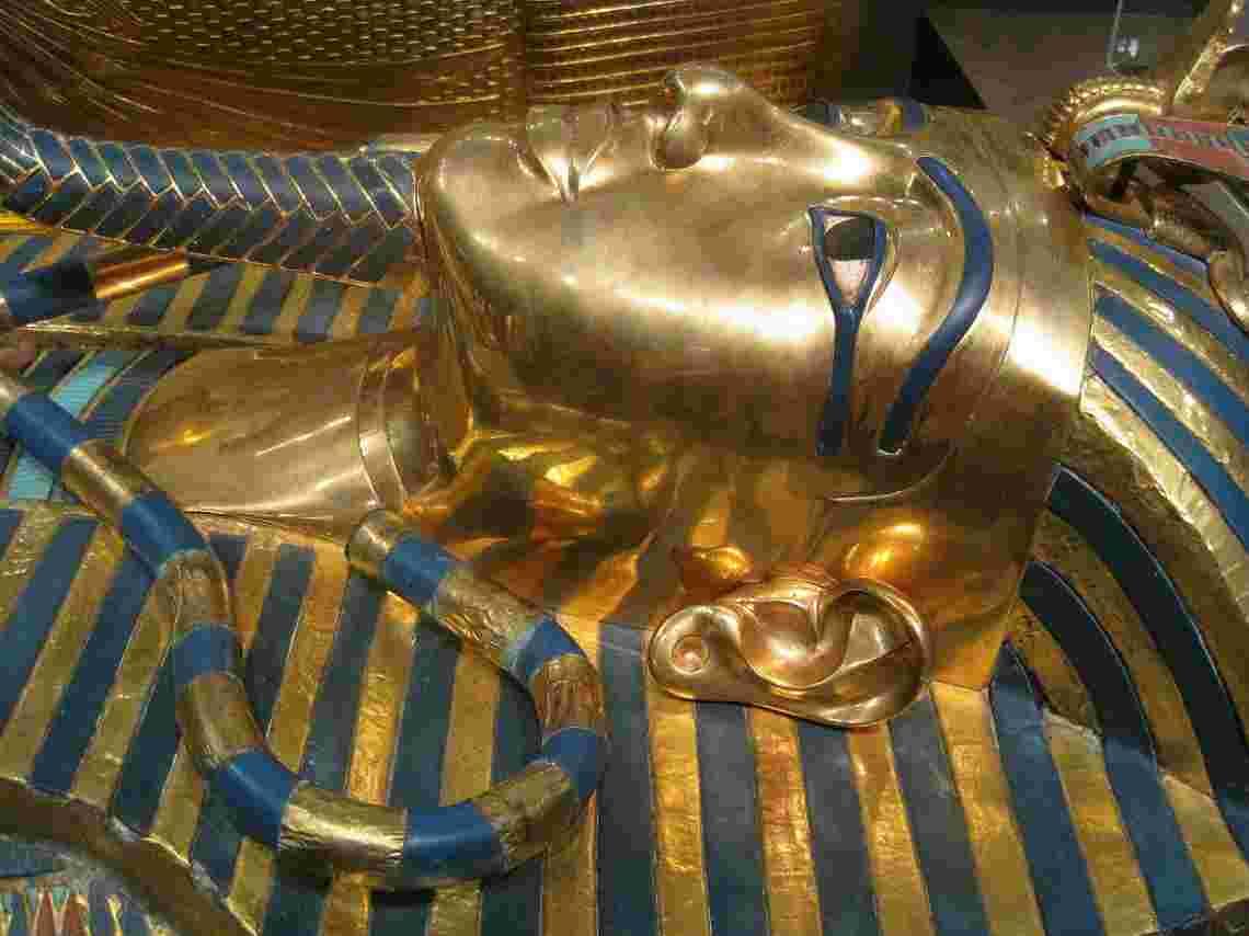 Tutankamón en Toluca