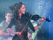 Concierto de Lindsey Stirling 2017 Brave Enough en Mexico