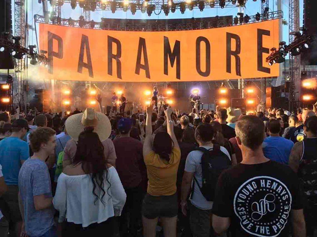 Paramore en Mexico 2017 Regresa con Tour Two