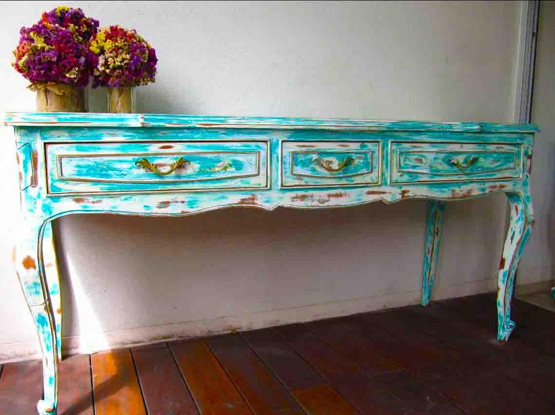 Muebles Bintach - Como Hacer Muebles Vintage Excellent Resultado De Imagen Para [mjhdah]http://www.refugeeusa.org/imgss/ch/clases-de-pintura-vintage-muebles-autor_bathroom-vanity.jpg
