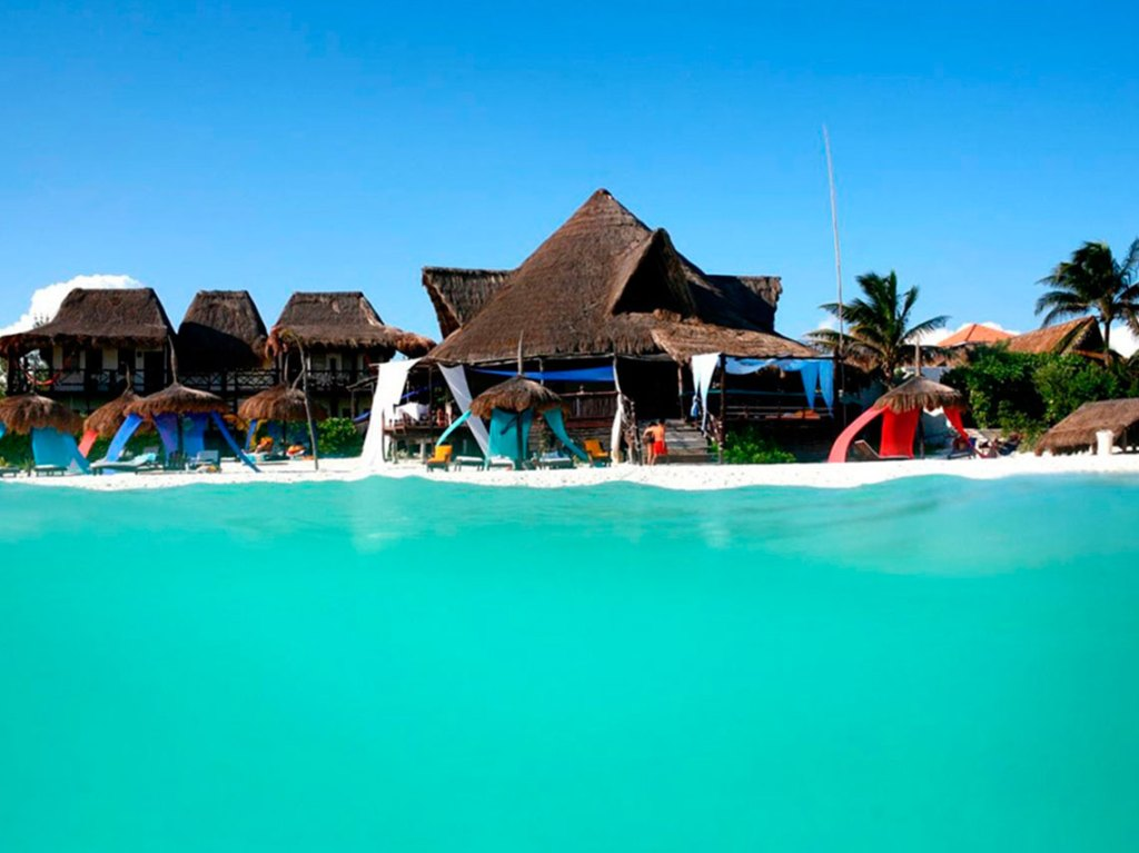Playas para niños en México