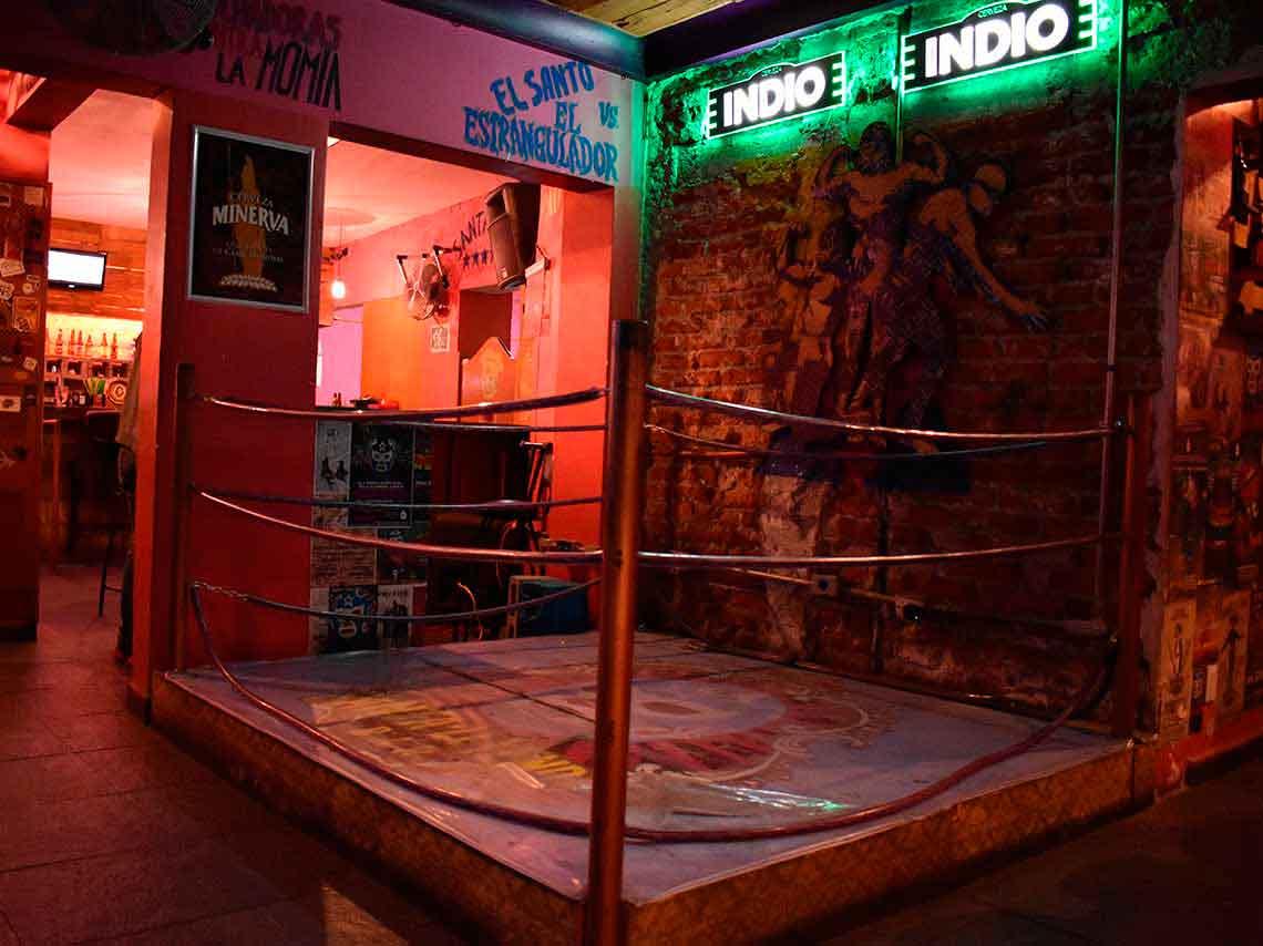 Bares Tem Ticos En Cdmx Con Juegos Lucha Y Hielo D Nde Ir