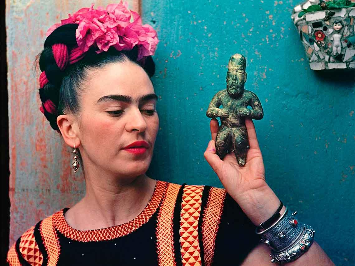 Expo Frida Kahlo: Me pinto a mi misma