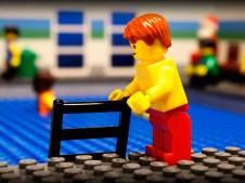 Exposición de Lego en el Papalote Museo del Niño 2017