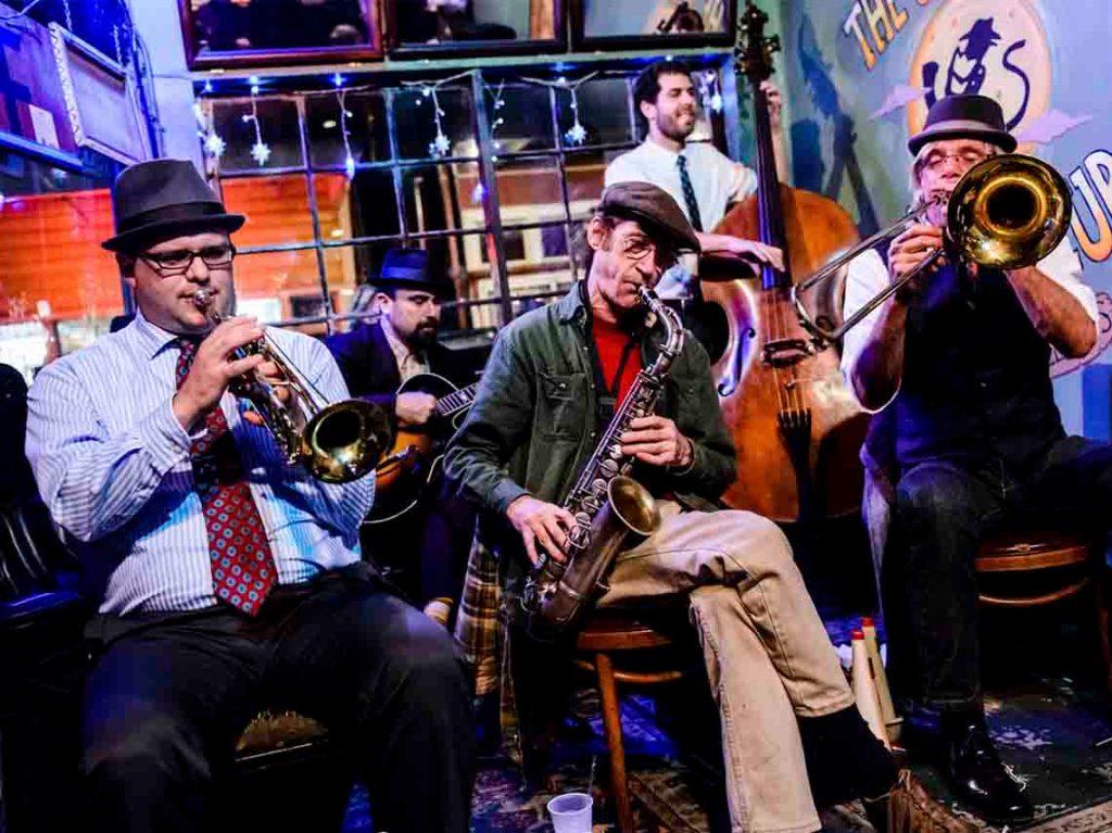 Tabacalera Jazz Club 2017 segunda temporada