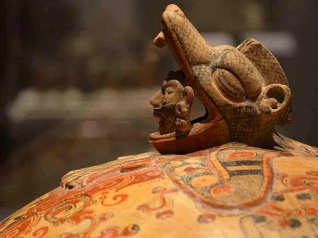 Exposición Mayas en el Museo de Antropología