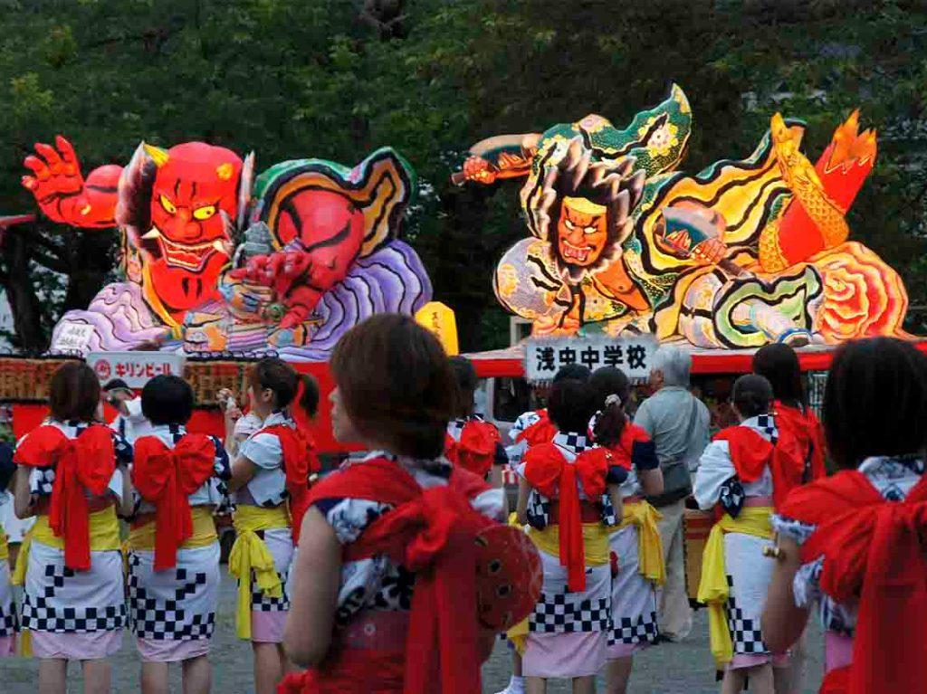 Matsuri Festival Japón de Verano 2017