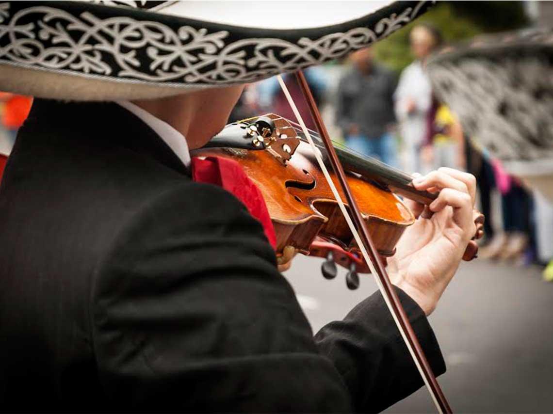 restaurantes para escuchar mariachis en CDMX