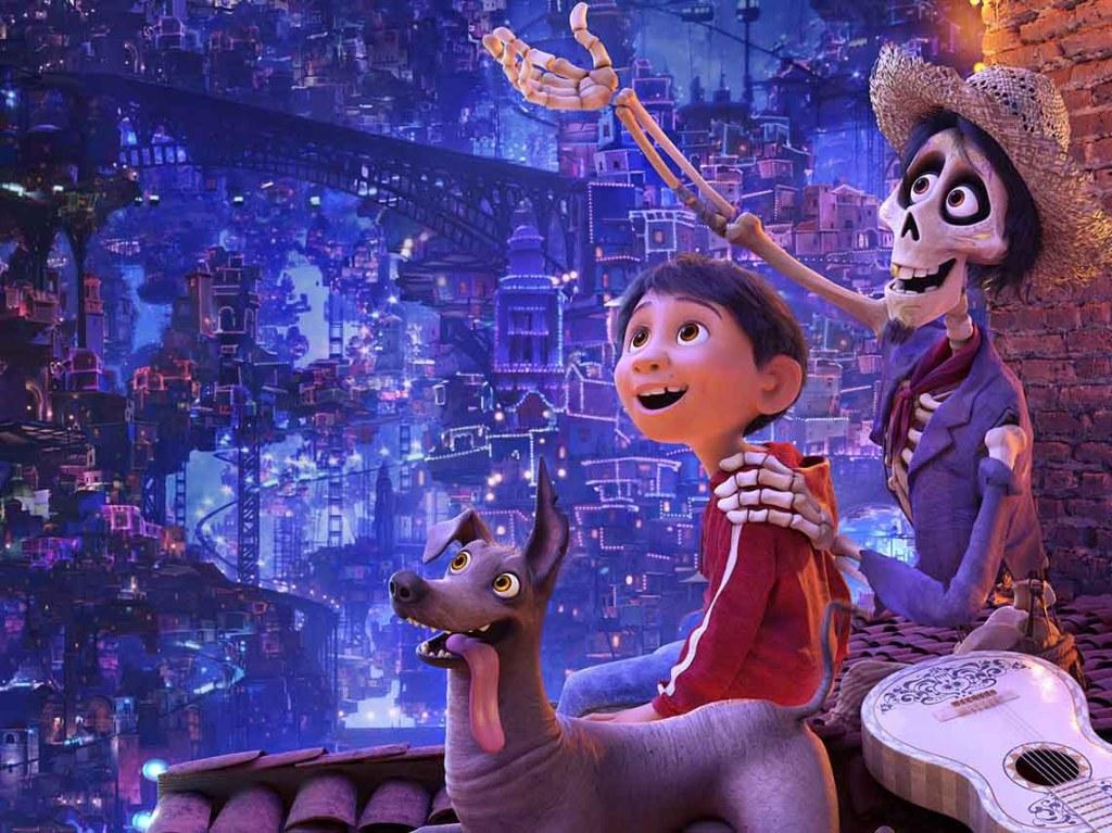 Coco, la película sobre el Día de Muertos de Disney-Pixar