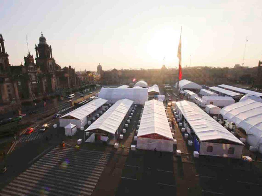 Feria internacional del libro del Zócalo 2017