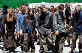 La Marcha Zombie 2017 en CDMX