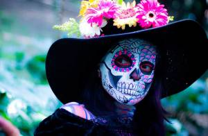 Noche de los muertos en las Estacas 2017