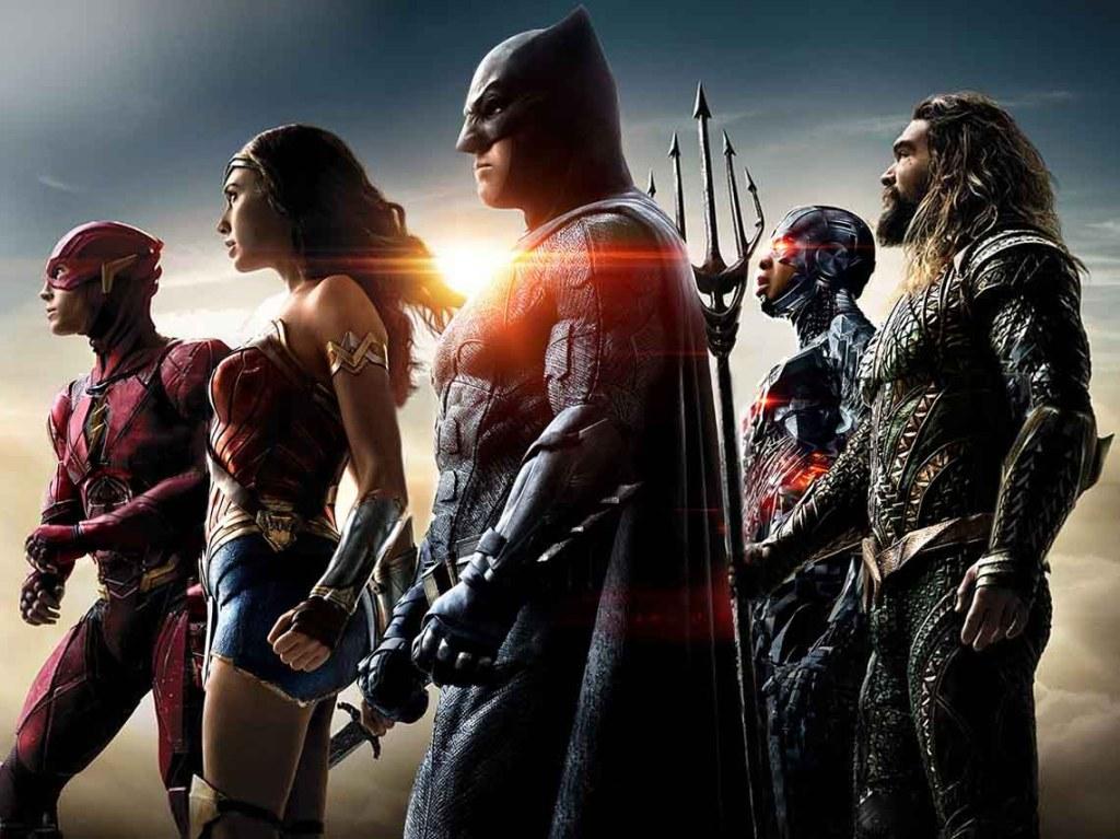 Crítica de Justice League