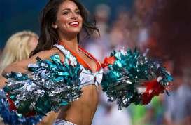 Fan Zone de la NFL 2017 en el Zócalo