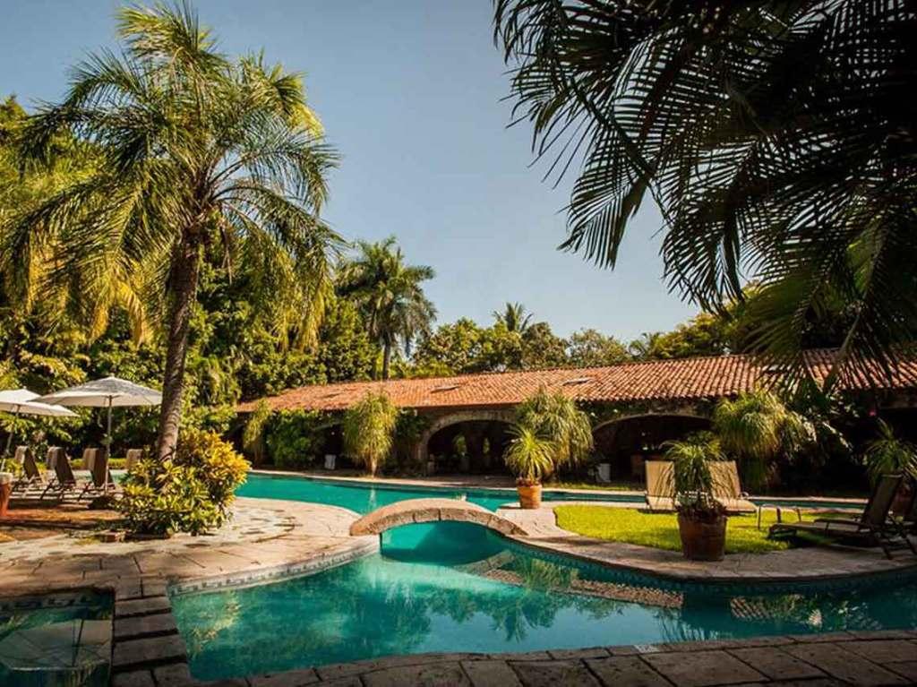 Haciendas con spa cerca de CDMX