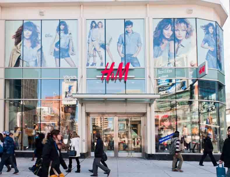 H&M Madero