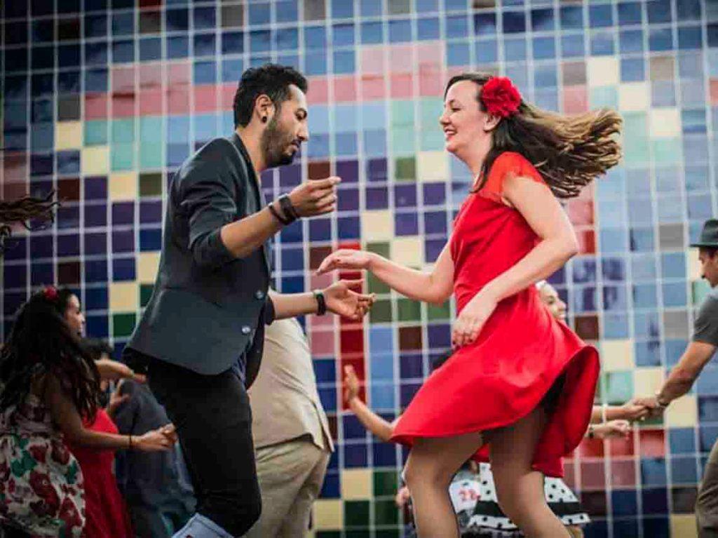 Miércoles Vintage en Swing México