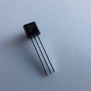 LM35DZ TO92 Sensore arduino compatibile