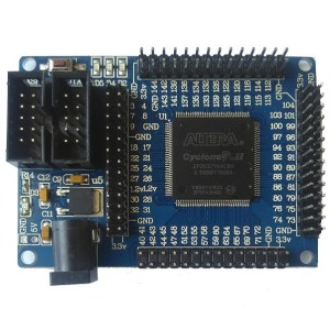 ALTERA FPGA CycloneII EP2C5T144 minimum system, learning board Scheda di Sviluppo