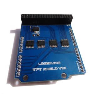 TFT01 2.4' touch LCD Scheda Espansione Shield blue