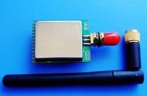 con unnti-amplitude the cover, NRF905 wireless data transmission Modulo (PTR8000 +)