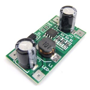 3W/2W LED drive 700mA PWM dimming input 5-35V DC-DC constant current Modulo