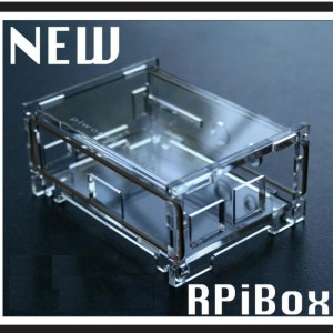 iBox - Case - Box - Enclosure - for the Raspberry Pi Computer