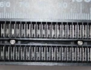 40P, locking seat, aging Block IC test seat, seat of conversion seat DIP40