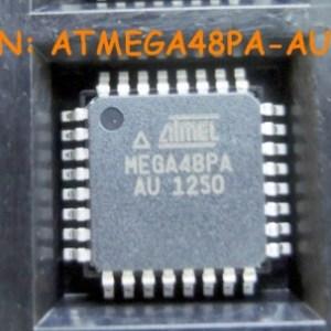 ATMEGA48PA-AU