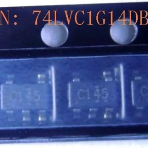 8 Pezzi 74LVC1G14DBV IC Circuiti Integrati