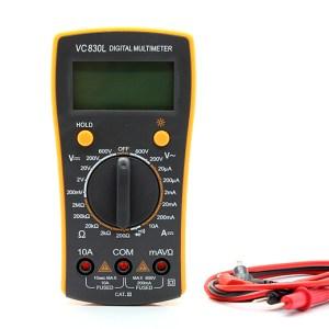 VC830L Digitale Multimetro Digitale Multimetro, Resistenze buzz off