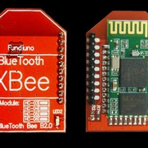 Arduino Bluetooh Bee, Bluetooth wireless Modulo from the machine HC-06