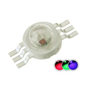 Chip Led 3W RGB 6 Pins Alta Luminosità