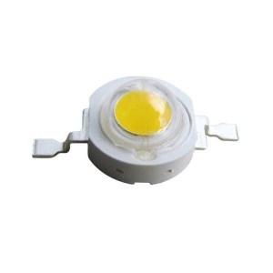 Chip Led 3W Bianco Alta Luminosità 140 - 150 Lumens