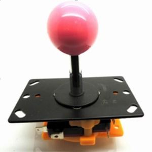 RED Ball Handle Arcade Joystick flying joystick