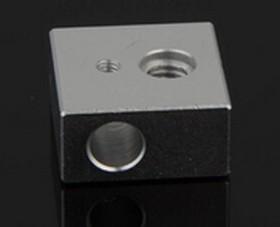 MK7/MK8 Heating Alluminio Block per Stampante 3D