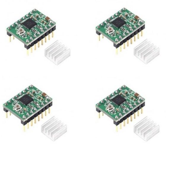 CNC Shield V3 Scheda Espansione With Nano A4988 per Arduino 3D Printer
