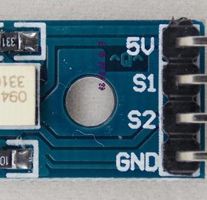 RPI-1031 four-direction Sensore angle Sensore