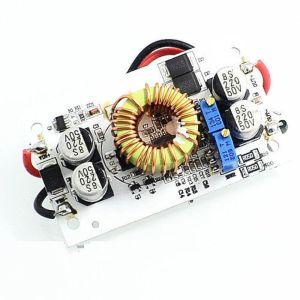 Alluminio Plate 250W Power Boost Car Laptop Alimentatore Constant Voltaggio Constant Current LED Boost driver