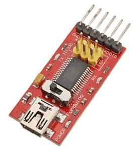 ORIGINAL FT232RL FTDI Basic Program Downloader USB to TTL FT232 Maschio