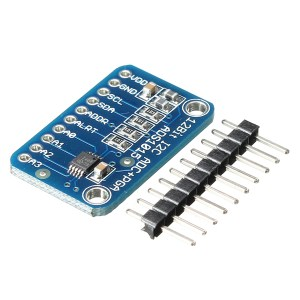 ADS1015 12-Bit ADC - 4 Canali with Programmable Gain Amplificatore