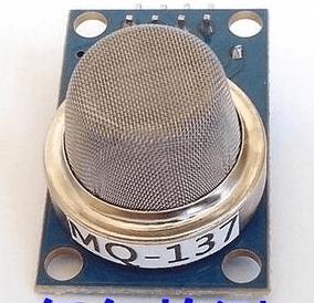 MQ137 MQ-137 Semiconductor Sensore Modulo