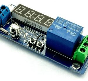Digitale clock Temperatura timer Relè Modulo / cycle delay / timing / self-locking Pulsante controller