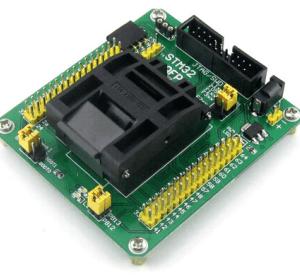 STM32-QFP64, Programmatore Adattatore