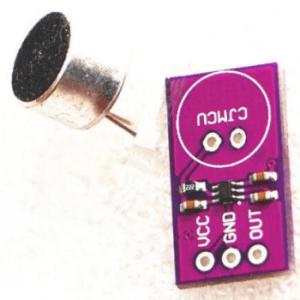 MAX9812L electret Microfono Microfono Sensore Amplificatore Modulo