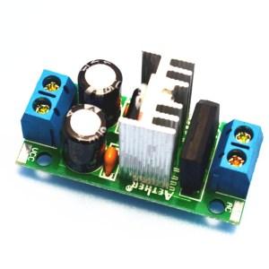 L7809 LM 7809 three terminal Regolatore Modulo 9V Voltaggio Regolatore Modulo