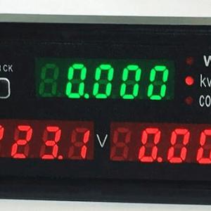 DL69-2047 multifunction Digitale AC Digitale Voltmetro Amperometro