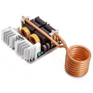 ZVS induction heating machine low Pressione / high-Frequenza heating machine