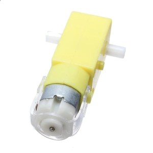 DC3-6V Dual Axis 1:48 Reduce Rate TT Motore