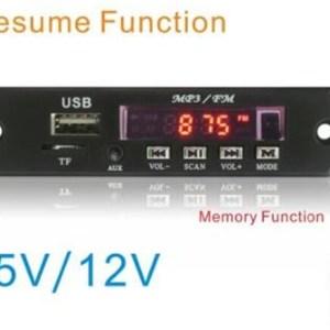 Bluetooth MP3 Audio Player Sd Audio Player Board
